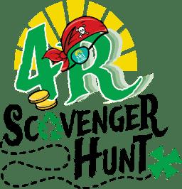 SWA 4R Scavenger Hunt logo